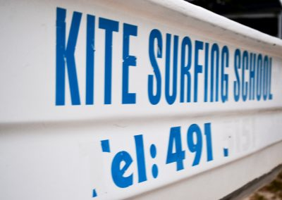 kite surfing school