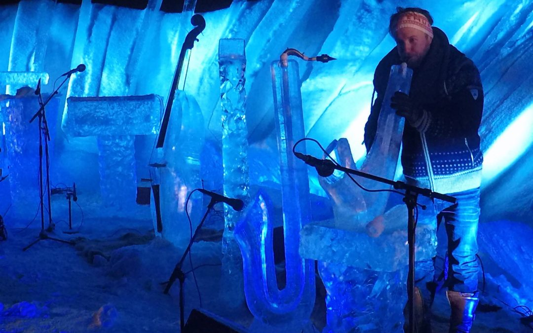 The World's only Ice Music Festival: Geilo, Norway