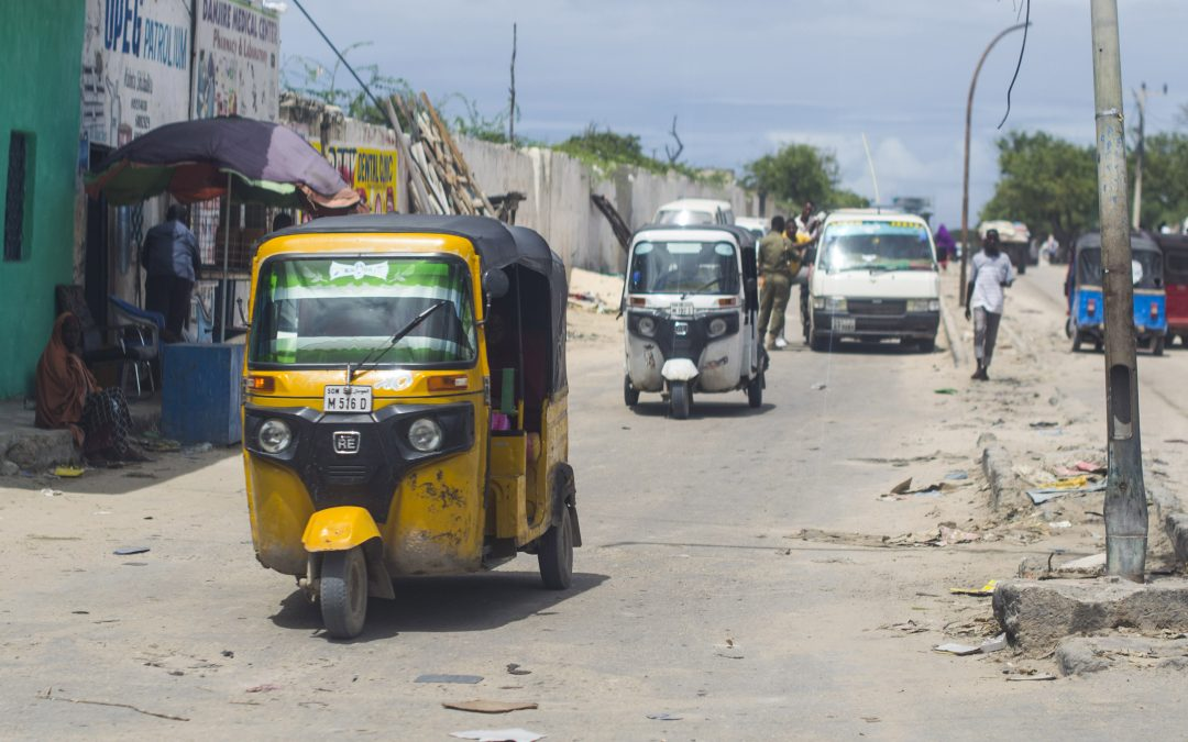 Inside Somalia: Africa's ancient 'land of plenty' reduced to a modern-day land of chaos
